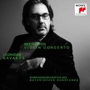 Leonidas Kavakos: Beethoven: Violin Concerto, Op. 61, Septet, Op. 20 & Variations on Folk Songs, Op. 105 & 107 - CD