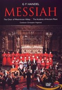 Judith Nelson, Emma Kirkby, Carolyn Watkinson, Paul Elliott, David Thomas, Academy of Ancient Music, Christopher Hogwood: Handel: Messiah - DVD