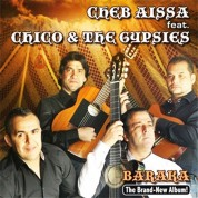 Chico & The Gypsies: Baraka - CD