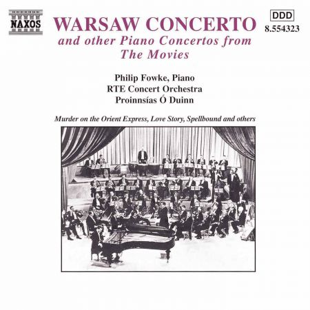 Warsaw Concerto and Other Piano Concertos From the Movies - CD
