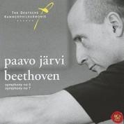 Paavo Järvi, Die Deutsche Kammerphilharmonie Bremen: Beethoven: Symphony No.4, 7 - CD