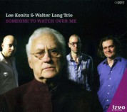 Lee Konitz, Walter Lang: Someone To Watch Over Me - CD