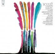 Pierre Boulez, New York Philharmonic Orchestra: Ravel: Boléro, La Valse, Rhapsodie Espagnol - CD