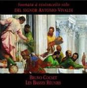 Bruno Cocset: Suonata a Violoncello Solo Del Signor Antonio Vivaldi - CD