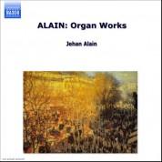 Eric Lebrun: Alain: Organ Works - CD