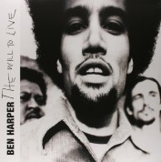 Ben Harper: The Will to Live - Plak
