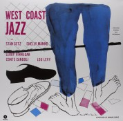 Stan Getz: West Coats Jazz - Plak