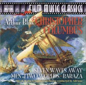 Adriano: Bliss, A.: Christopher Columbus - CD