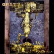 Sepultura: Chaos A.D. - CD
