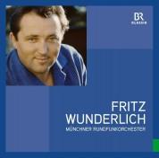 Fritz Wunderlich: Great Singers Live - Plak
