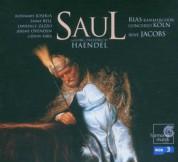 RIAS Kammerchor, Concerto Köln, René Jacobs: Saul / Georg Friedrich Haendel - SACD