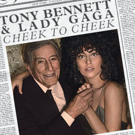 Tony Bennett, Lady Gaga: Cheek To Cheek - Plak