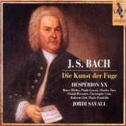 Hespèrion XXI, Jordi Savall: Bach: Die Kunst der Fuge - CD