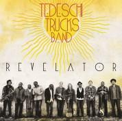 Tedeschi Trucks Band: Revelator (Flaming Vinyl) - Plak