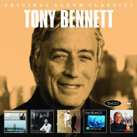 Tony Bennett: Original Album Classics (5CD) - CD
