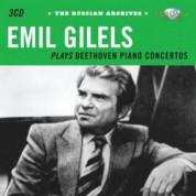 Emil Gilels: Historical Russian Archives - Emil Gilels - CD