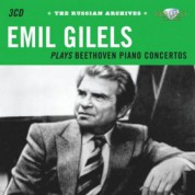 Emil Gilels: Historical Russian Archives - Emil Gilels - CD