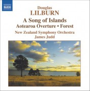Lilburn: Orchestral Works - CD