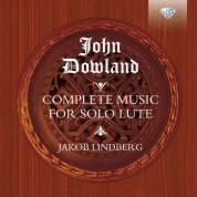 Jakob Lindberg: Dowland: Complete Lute Music - CD
