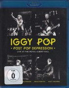 Iggy Pop: Post Pop Depression: Live At The Royal Albert Hall - BluRay