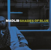 Madlib: Shades Of Blue - Plak
