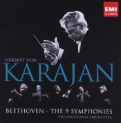 Herbert von Karajan: Beethoven: The 9 Symphonies - CD