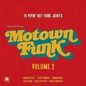 Çeşitli Sanatçılar: Motown Funk Volume 2 - Plak