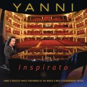Yanni: Inspirato - CD