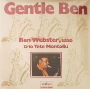 Ben Webster, Tete Montoliu: Gentle Ben - Plak