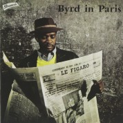 Donald Byrd: Byrd In Paris - CD
