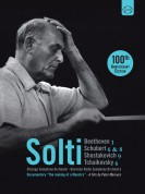 Bavarian Radio Symphony Orchestra, Chicago Symphony Orchestra, Orchestra of the Royal Opera House, Georg Solti: Georg Solti - 100th Anniversary Box - DVD