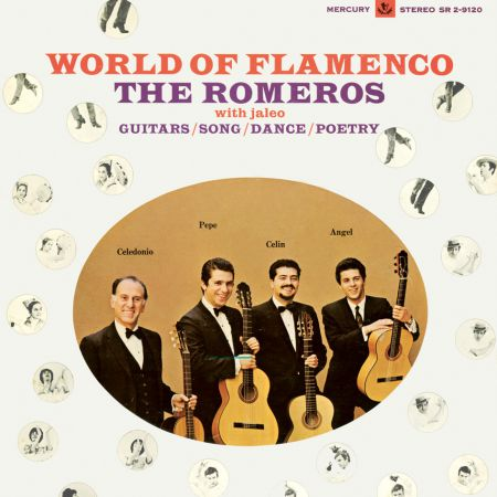 The Romeros: World Of Flamenco - Plak