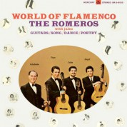 The Romeros: World Of Flamenco - Plak