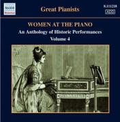 Çeşitli Sanatçılar: Women at the Piano - An Anthology of Historic Performances, Vol. 4 (1921-1955) - CD