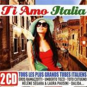 Çeşitli Sanatçılar: Ti Amo Italia - CD