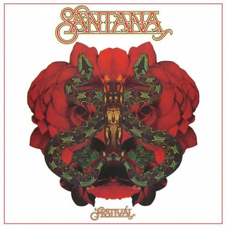 Carlos Santana: Festival - Plak