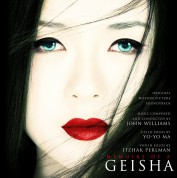 John Williams: Memoirs of a Geisha (White Vinyl) - Plak