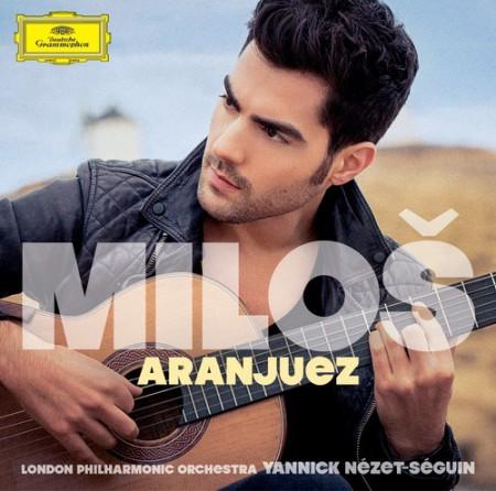 Miloš Karadaglić, London Philharmonic Orchestra, Yannick Nézet-Séguin: Rodrigo: Concierto De Aranjuez - CD