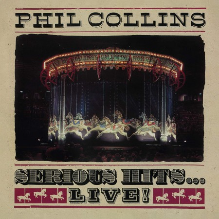 Phil Collins: Serious Hits...Live! - Plak