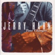 Jerry Hahn: Time Changes - CD