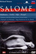 Christoph von Dohnányi, Catherine Malfitano, Bryn Terfel, Anja Silja, Kenneth Riegel, Orchestra of the Royal Opera House, Covent Garden: Strauss, R.: Salome - DVD
