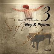 Çeşitli Sanatçılar: Ney Ve Piyano - CD