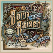 John Mayer: Born and Raised - Plak