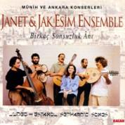 Janet & Jak Esim Ensemble: Birkaç Sonsuzluk Anı - CD