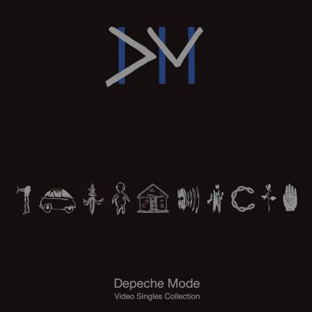 Depeche Mode - Video Singles Collection - DVD