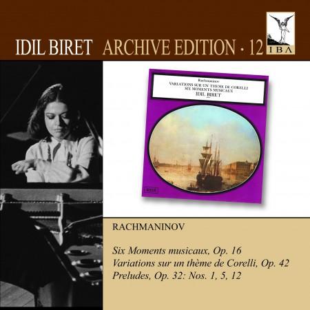 Idil Biret Archive Edition, Vol. 12 - CD