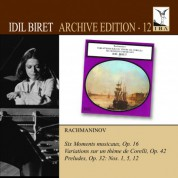 Idil Biret Archive Edition, Vol. 12 - CD