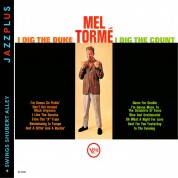 Mel Tormé: Jazzplus: I Dig the Duke, I Dig the Count + Swings Shubert Alley - CD