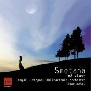 Liverpool Philharmonic Orchestra, Libor Pesek: Smetana: Ma Vlast - CD