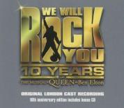 Çeşitli Sanatçılar: We Will Rock You (10th Anniversary Edition- Original London Cast Recording) - CD